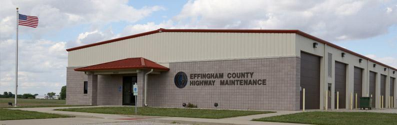 Effingham County Highway Maintenance Building